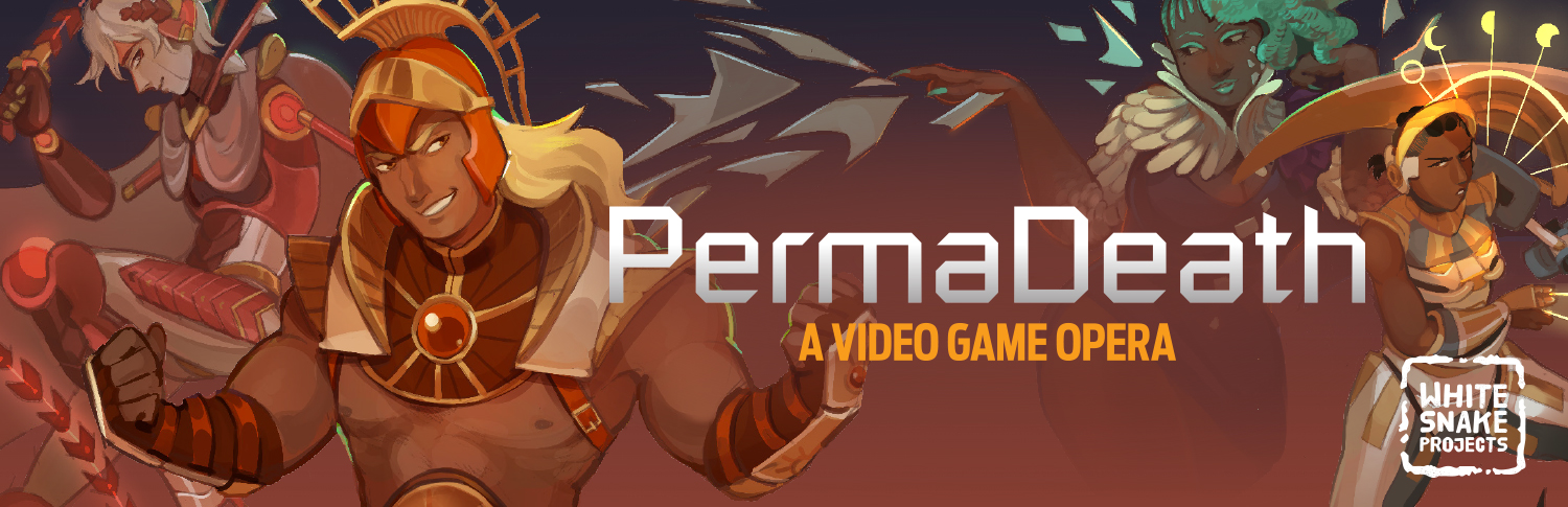PermaDeath: A Video Game Opera