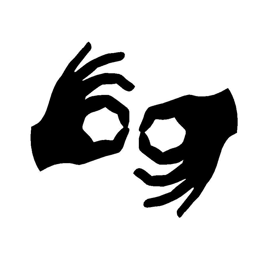 American Sign Language Logo