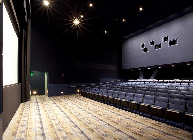 Bright Family Screening Room